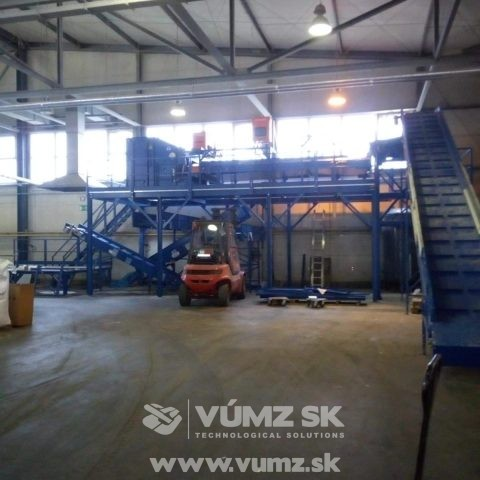 VUMZ SK_Building of sorting line (22)