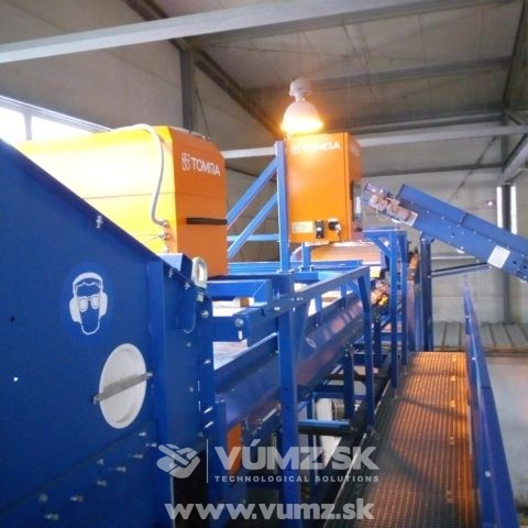 VUMZ SK_Building of sorting line (25)